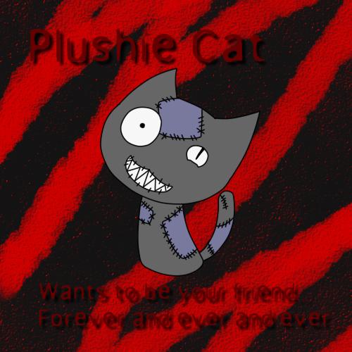 Meet Plushie Cat...