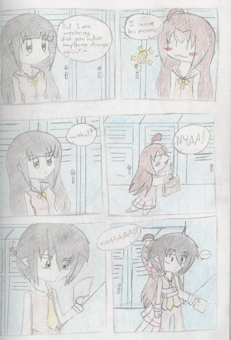 Page 9: Hug!