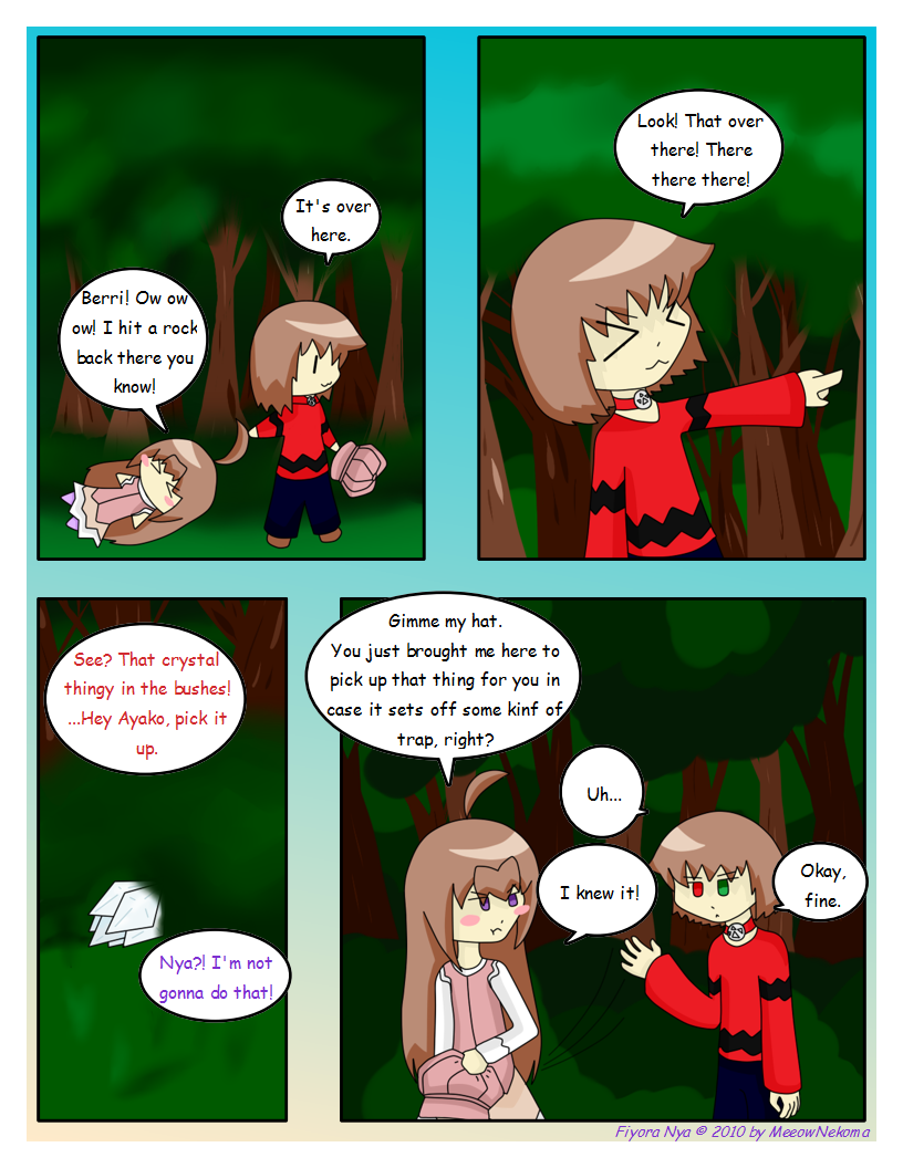 Page 21: Oh, Shiny!