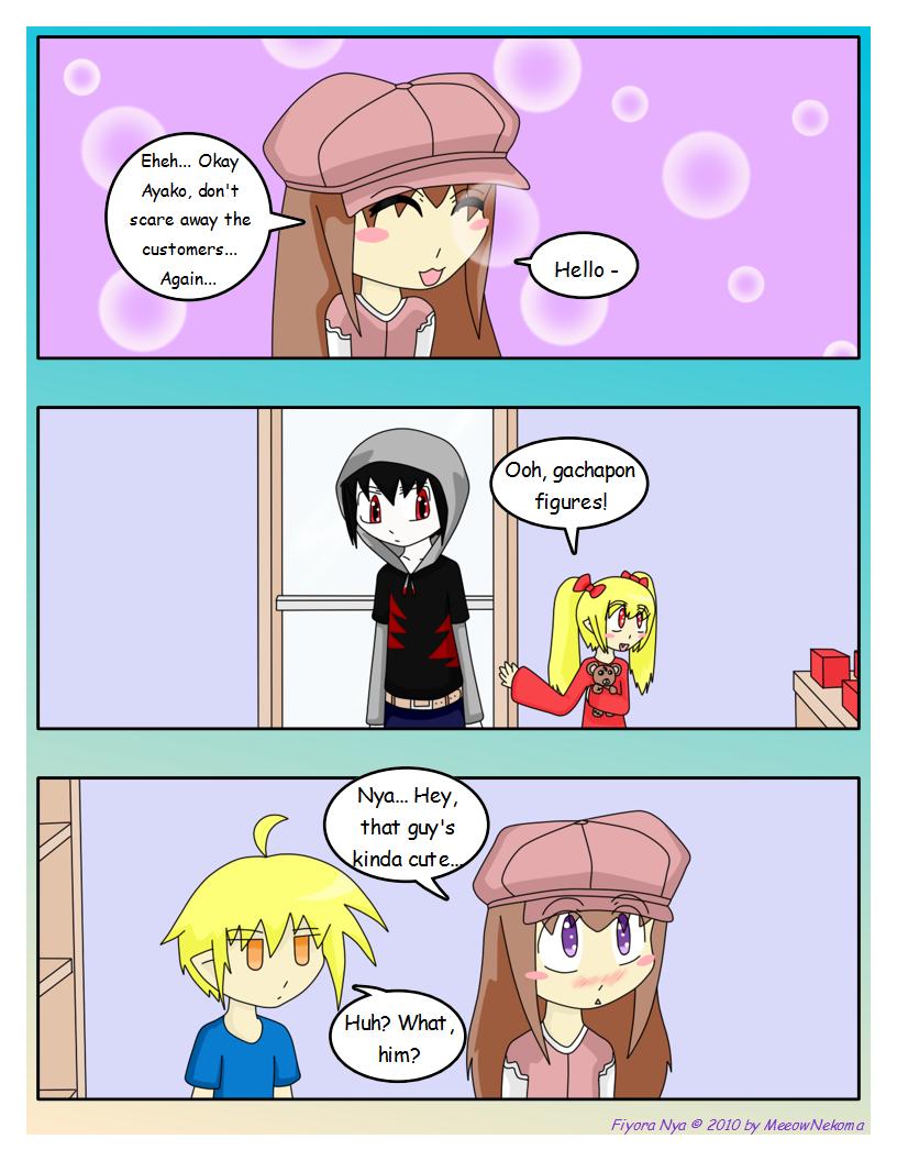 Page 16: Gachapon♥